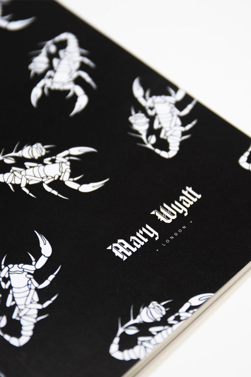 Scorpion Notebook