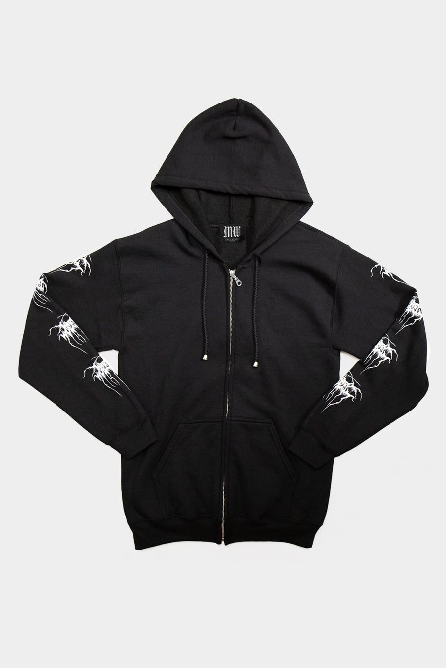 Throne II Zip Hood