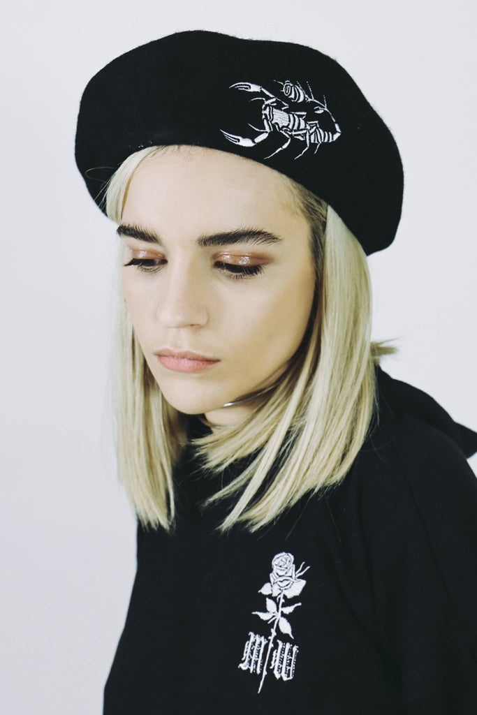 True Romance (Vegan Edition) Beret