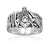 925 Sterling Silver Blue Lodge Mason Ring