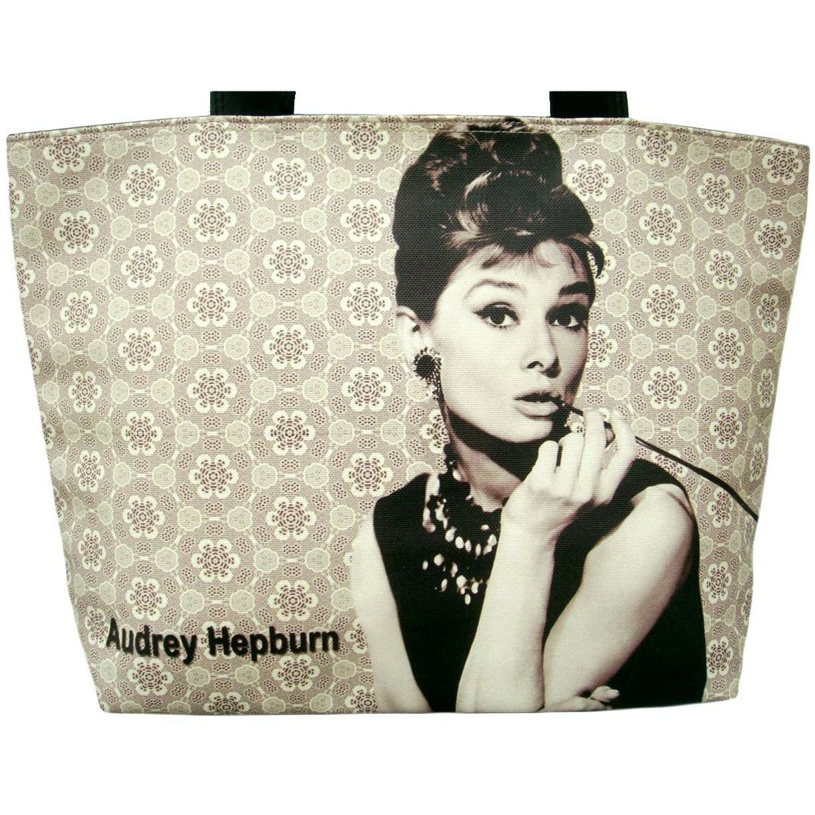 Audrey Hepburn Breakfast At Tiffany's Classic Bag Purse Handbag - SilverMania925