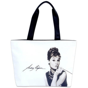 Audrey Hepburn Breakfast At Tiffany's Retro Shoulder Bag Purse