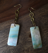 Amazonite Rectangles
