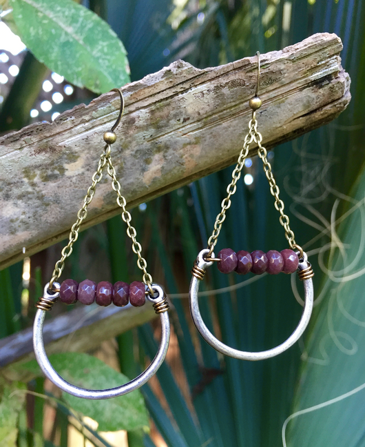 Beautyberry Purple Aventurine drops
