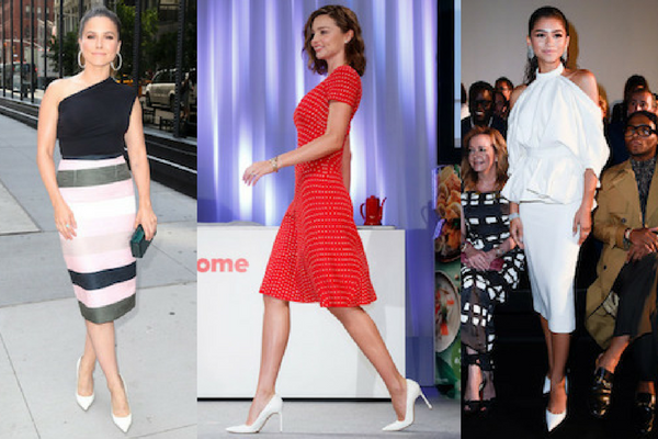 Celebs Can't Get Enough Of This Versatile Shoe