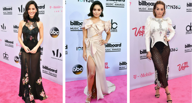 Top 5 Best Dressed At The 2017 Billboard Music Awards