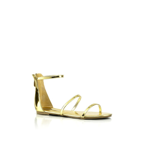 ASHLEY Strappy Sandals