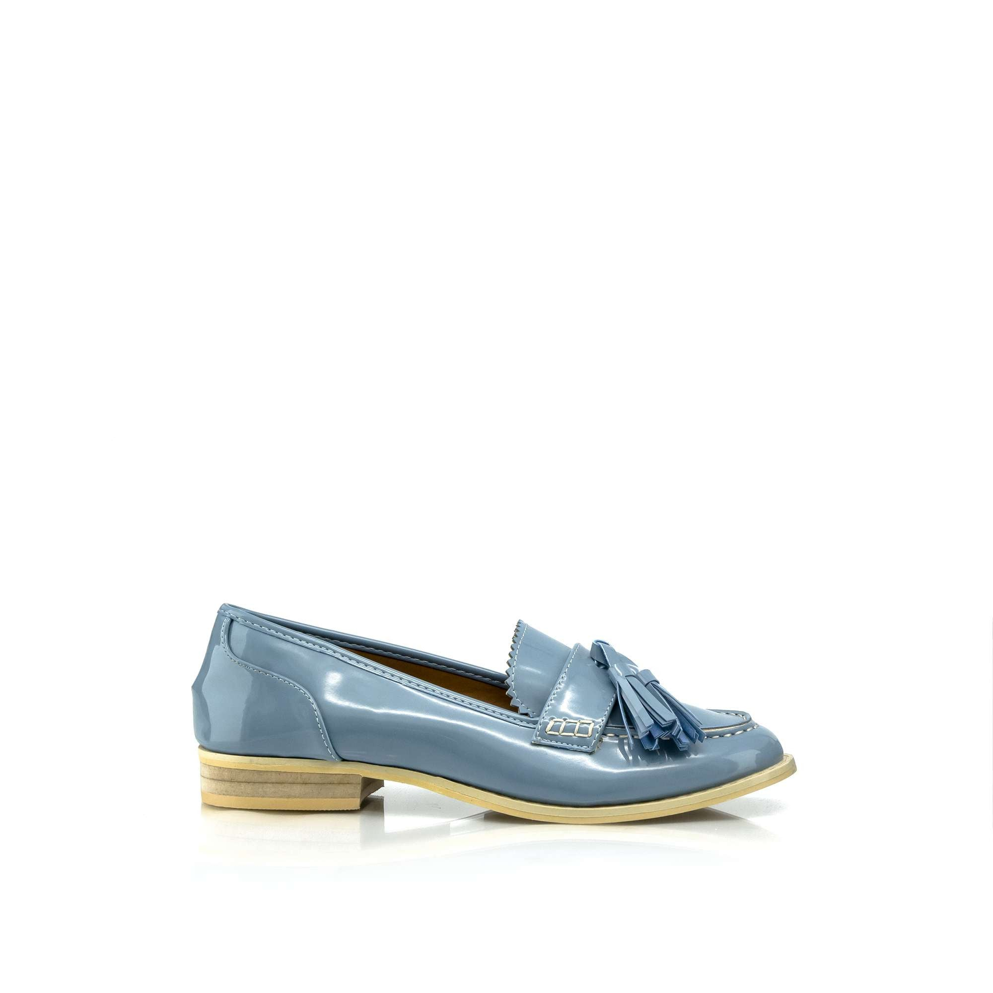 CAROLINA Tassel Loafers