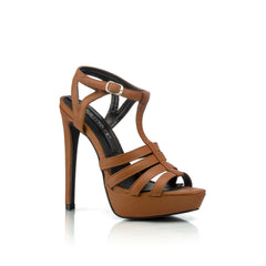 FARAH Strappy Platforms