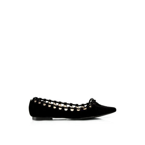 JET Pointed Toe Flats