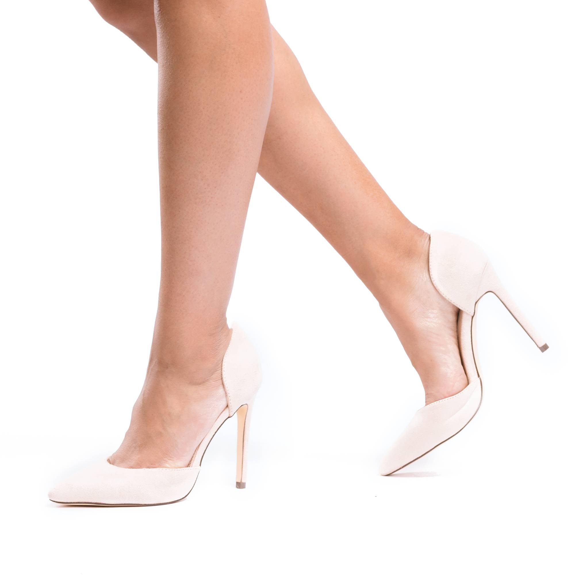 KAYLEE D'orsay Pointed Toe Stiletto