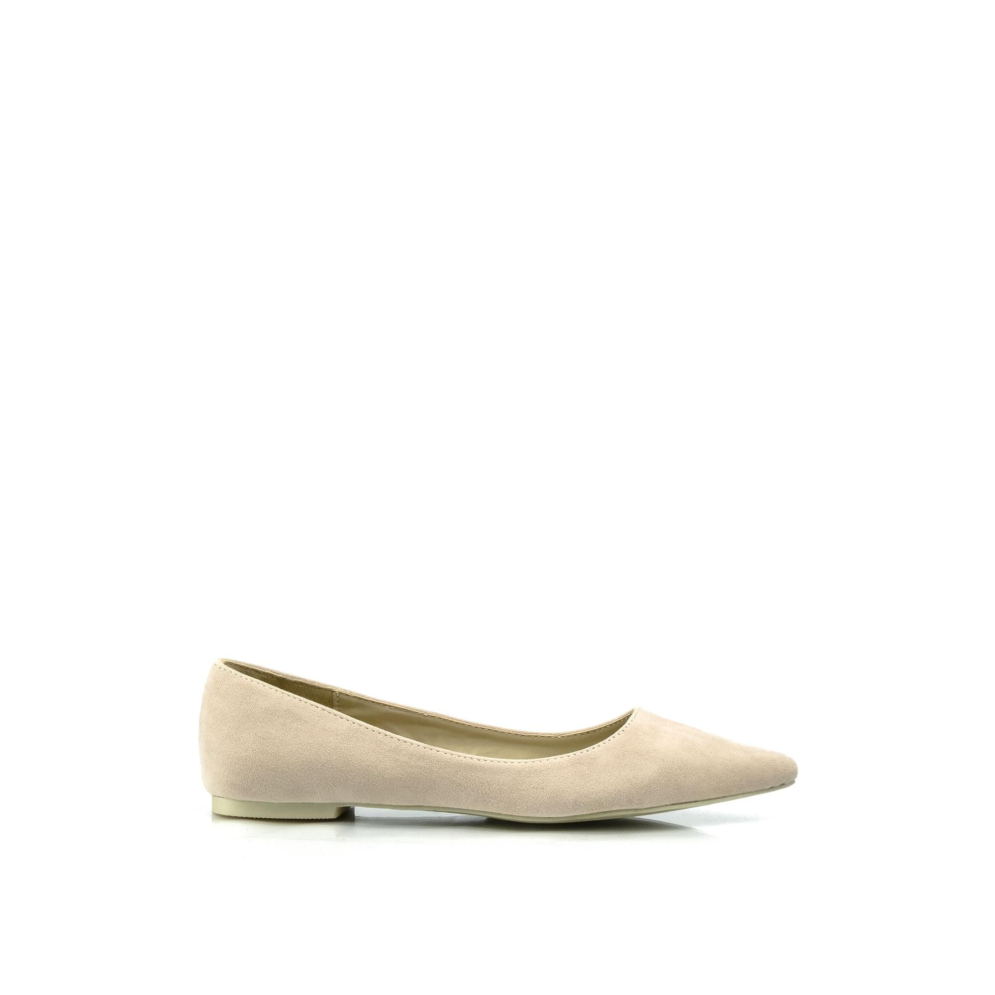 LEYLA Pointed Toe Flats