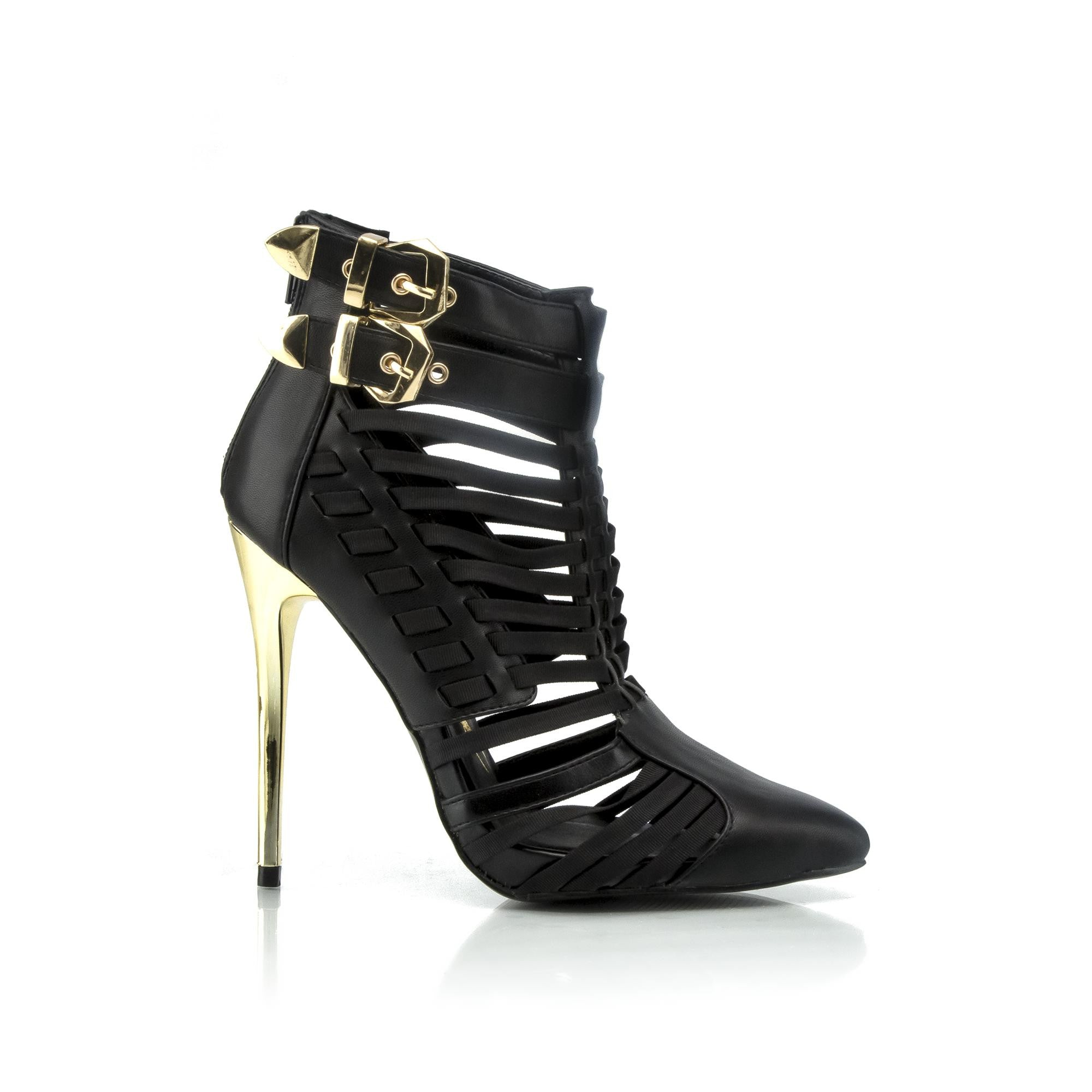 MAGNETIC Strappy Heels