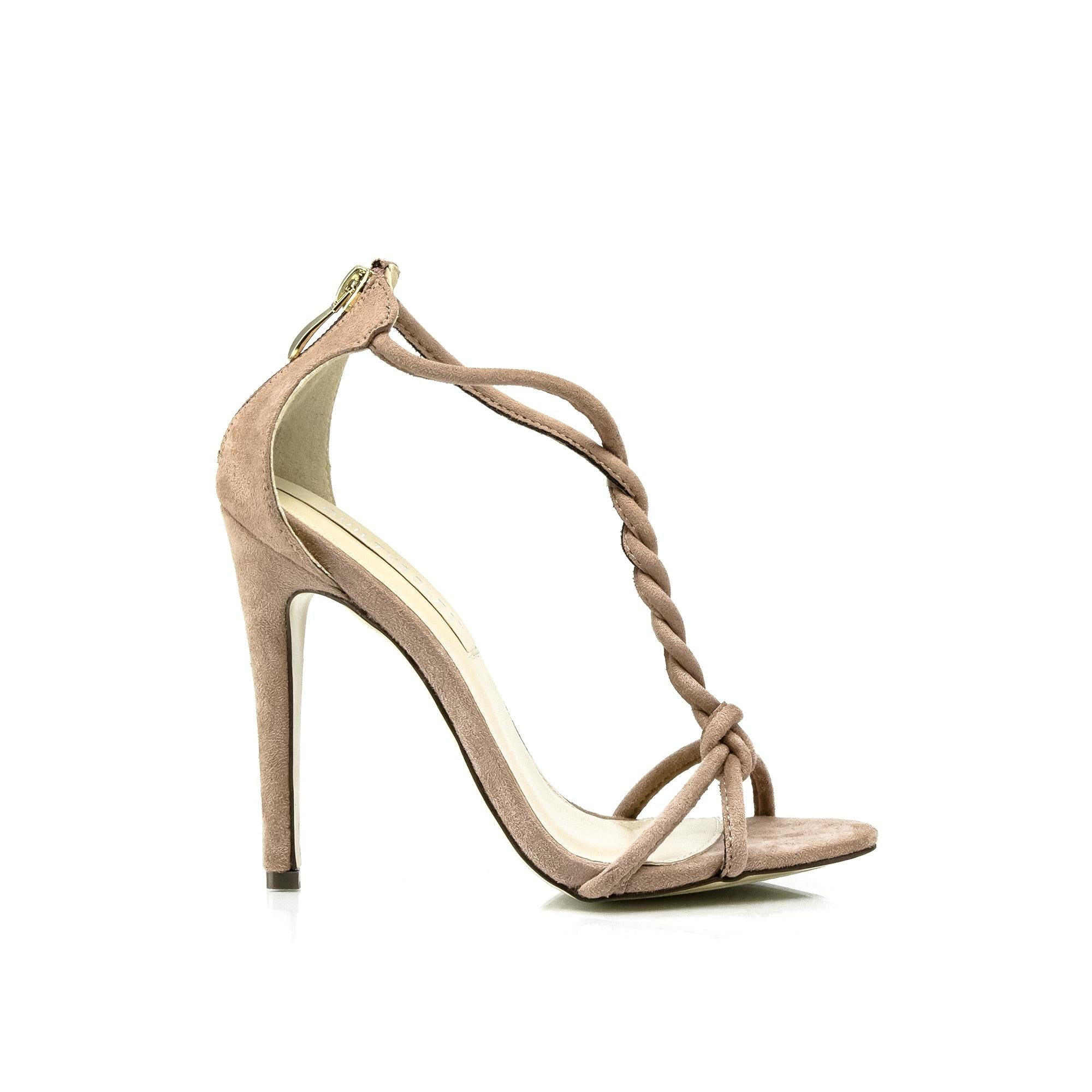 PEYTON Strappy High Heel Sandals
