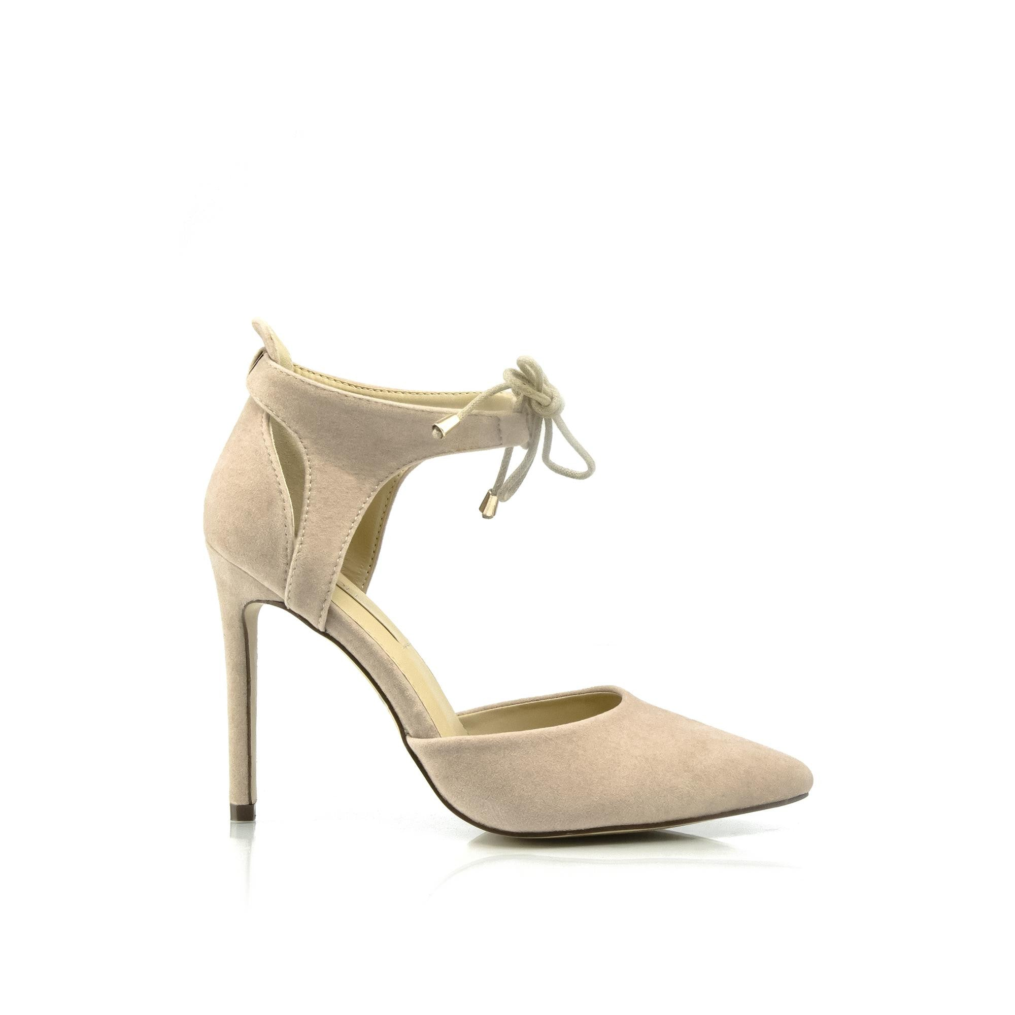 ROCHELLE Pointed Toe Heel
