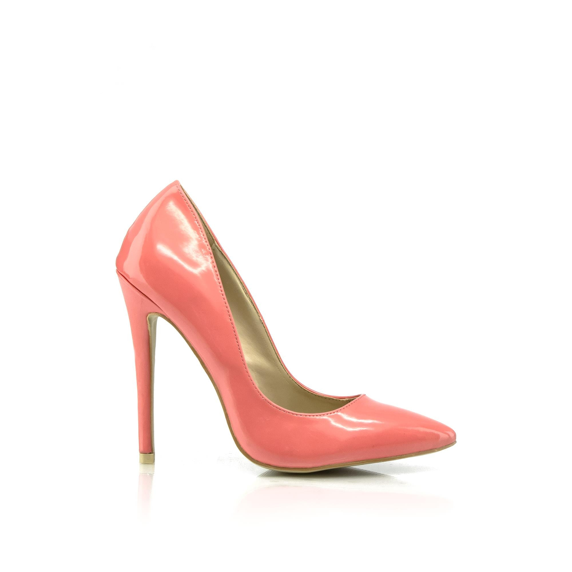 SOLE-GIRL Pointed Toe Heels
