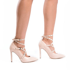 WILLOW Strappy Stiletto