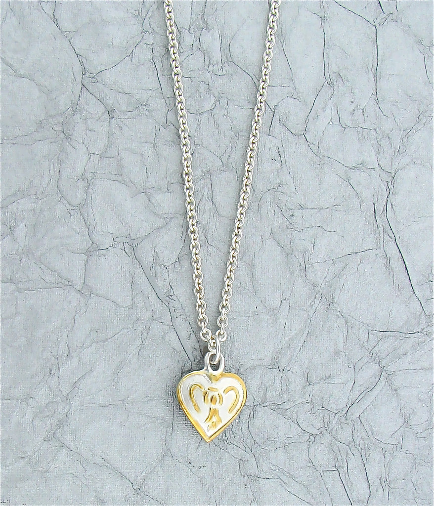 Baby Love Angel Necklace