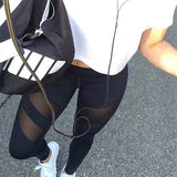 LEGGINGS SPORTIVE TRASPIRANTI IN4STYLE