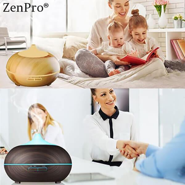 UMIDIFICATORE ZENPRO®