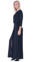 Brittney Asymmetrical Closing dress