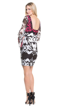 Ares Square Back Dress