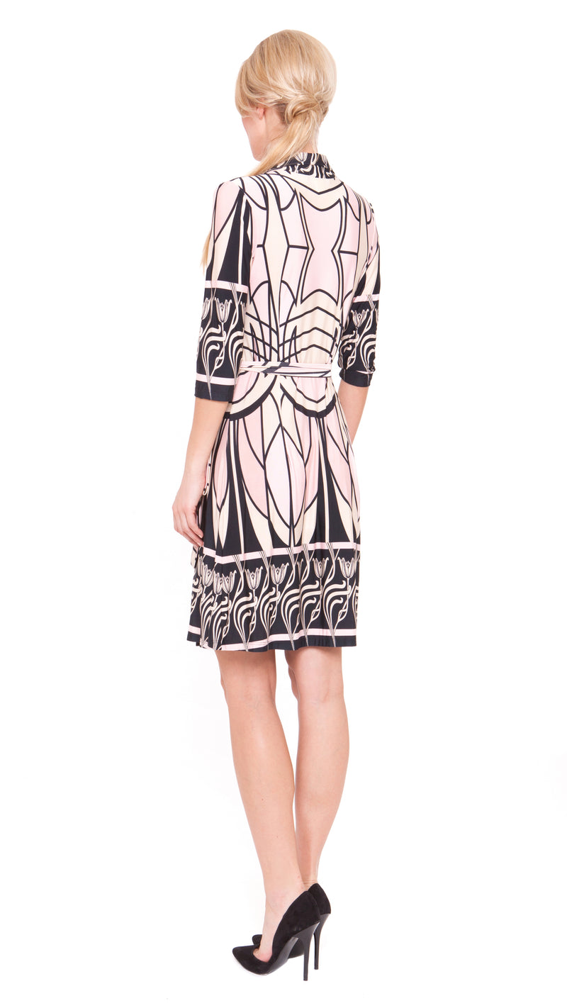Giada Wrap Dress