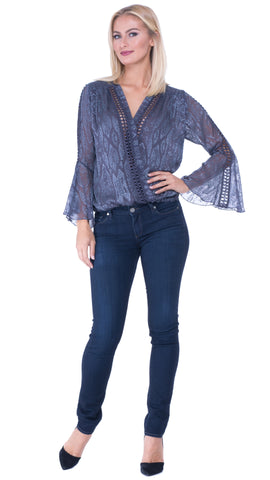 Carlie Asymmetrical Top