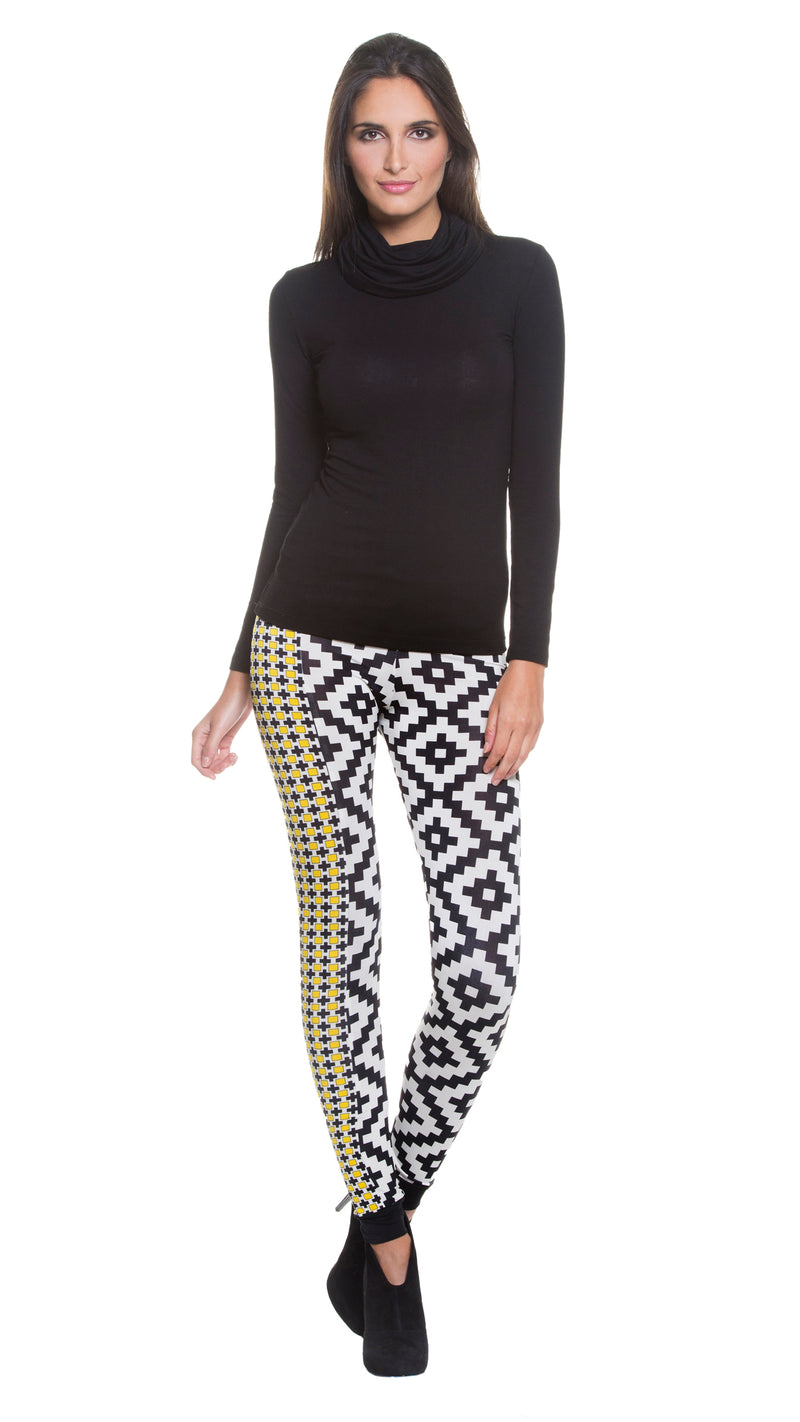 Ellie Printed Leggings