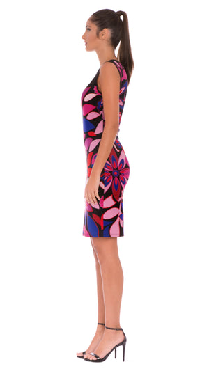 Suri Mesh Layer Dress