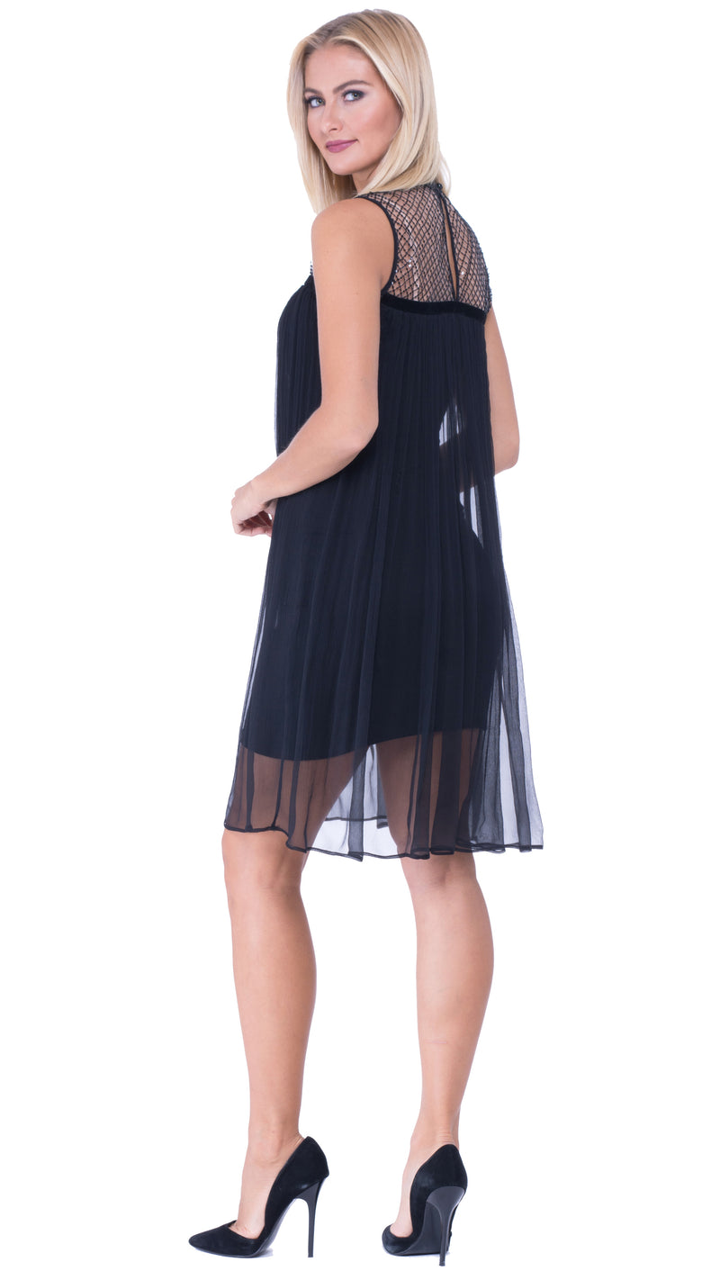 Francesca Trapeze Dress