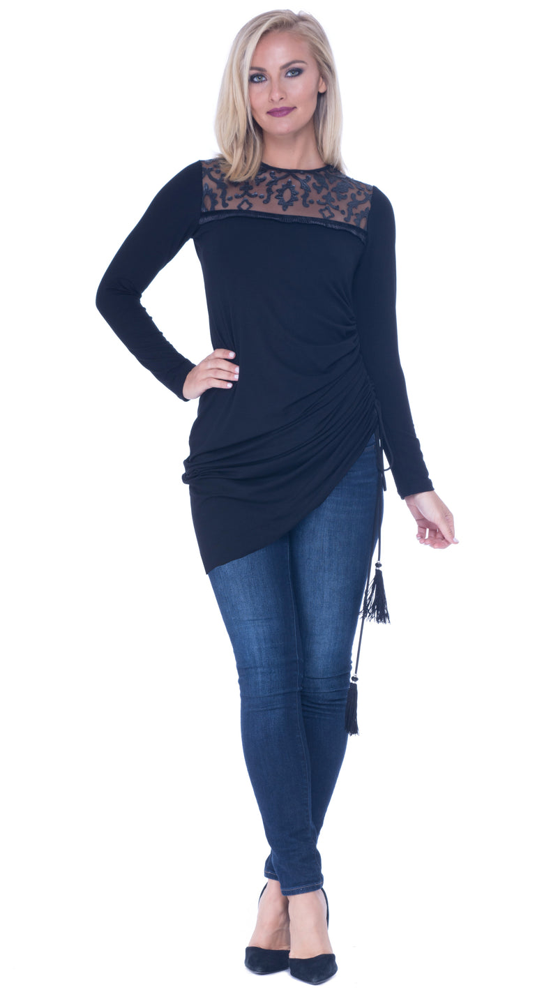 Irma Ruched Tunic