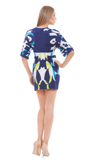 Jilian Dolman Sleeve Dress