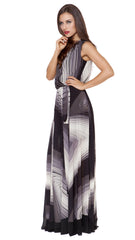 Z Erin Long Wrap Dress
