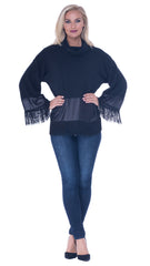 Lina Cowl Neck Top