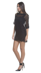 Z Tracey Laser Cut Dress