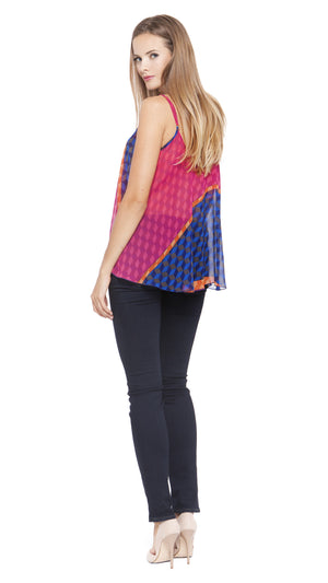 Z Riley Flare Top