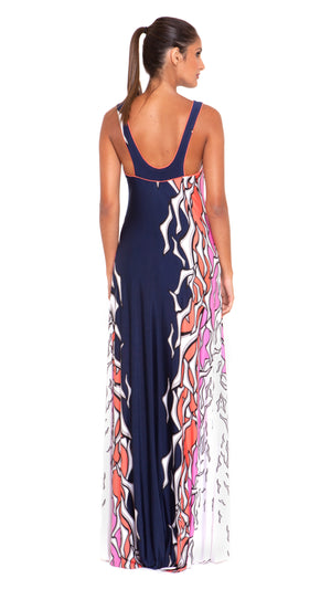 Willow Scoop Back Dress