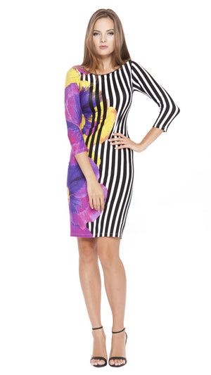 Z Flora Boat Neck Dress