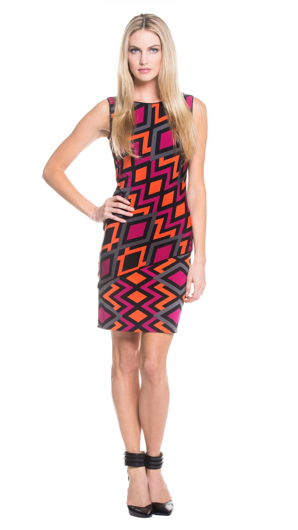 Max Asymmetric Dress