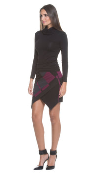 Paula Asymmetric Skirt