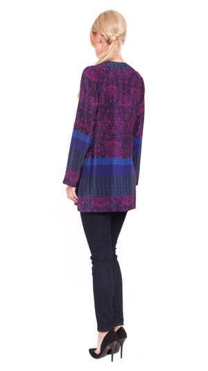 Yanet Drawstring Tunic Dress