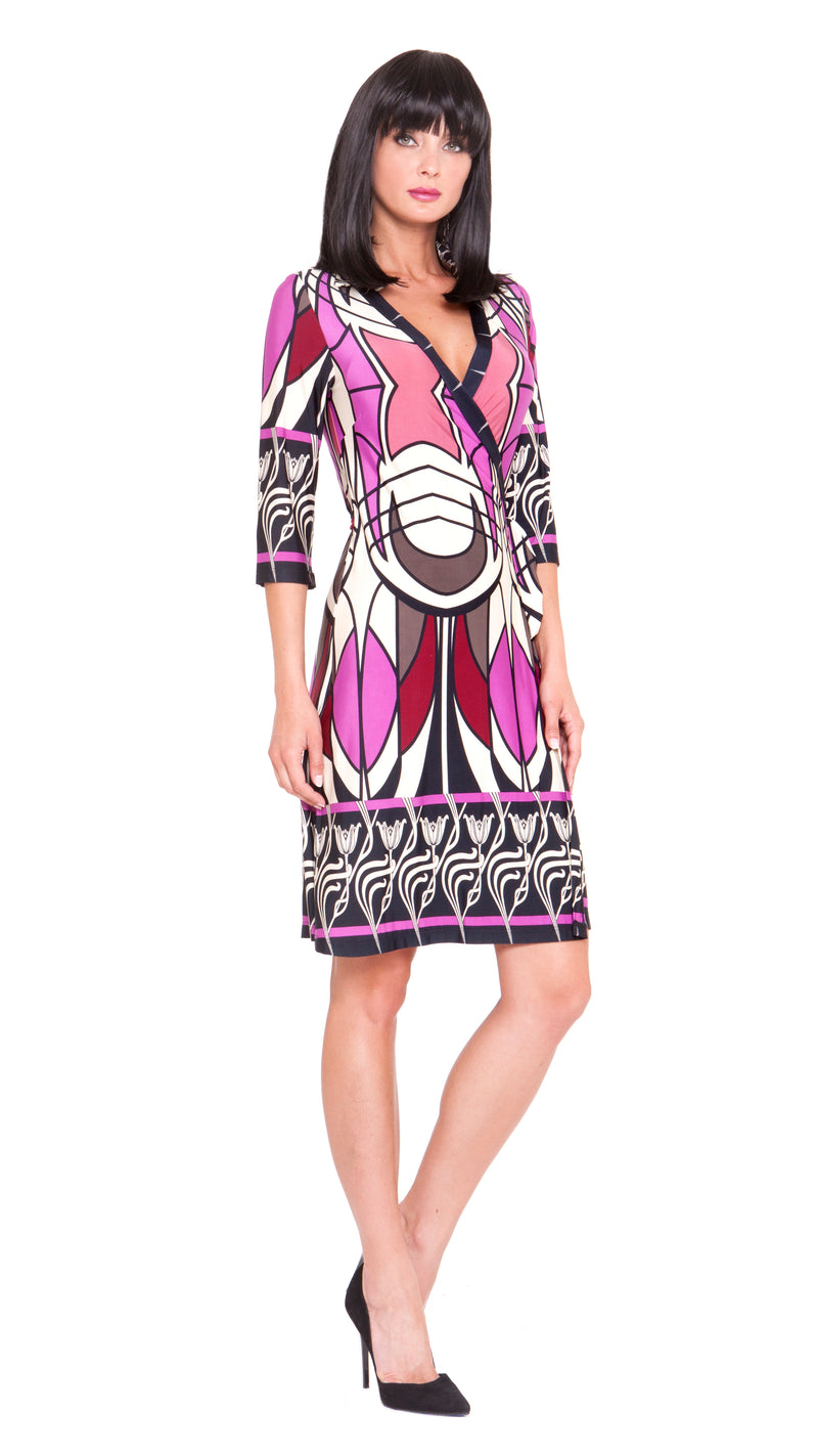 Alaia Wrap Dress