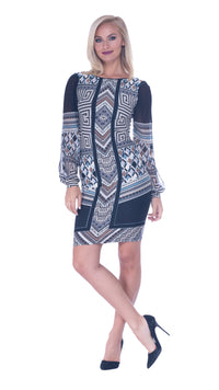 Beatrice Open Sleeve Tunic