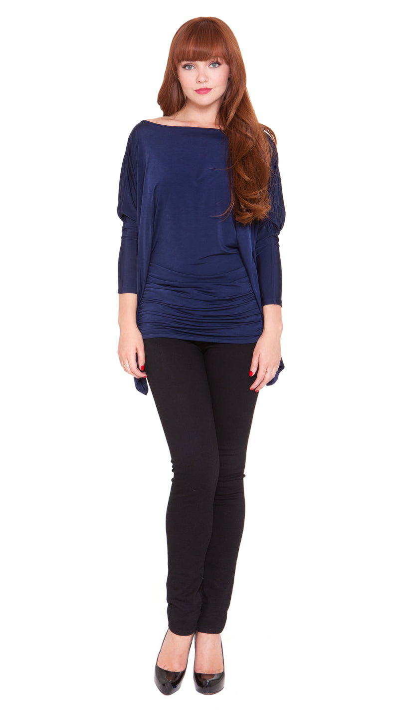 Vivian Ruched Tunic