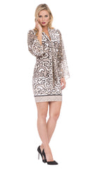 Z Bailey Scarf Dress