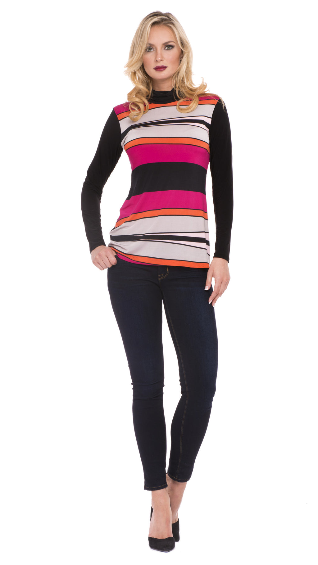 Z Harmony Turtleneck Top