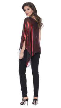 Marny Asymmetrical Top
