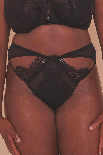 Gabi Fresh Leandra Strapped Up High Waist Knicker