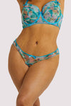 Playful Promises Joey Blue Watercolour Hipster Curve Brief